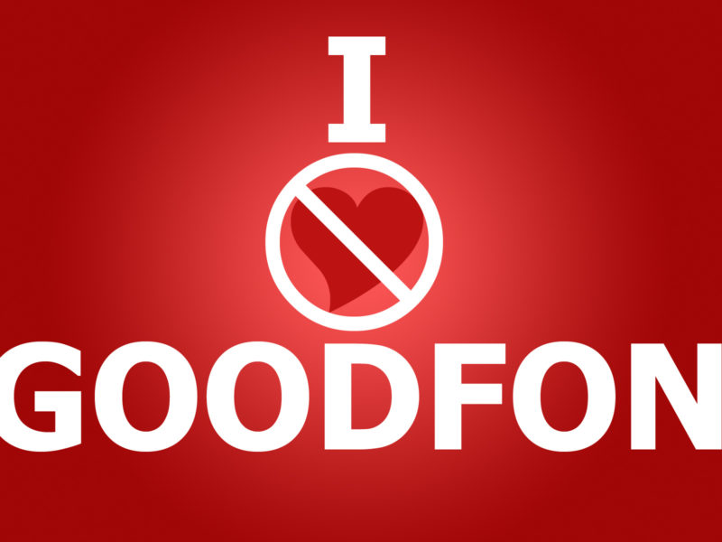 Что вам не нравится на сайте goodfon
