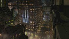 Мультфильмы, Бэтмен, Города, Архитектура, Здания