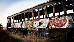 Абстракции, Улицы, Граффити, Произведение искусства