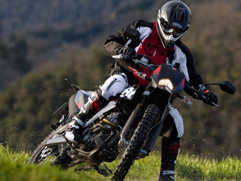 Мотокросс, Мотоциклы