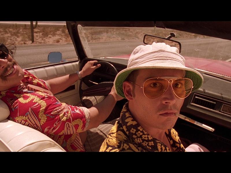 Кино, Автомобили, Страх и ненависть в Лас-Вегасе, Скриншоты