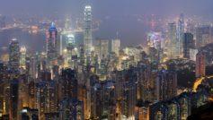 Города, Архитектура, Здания, Гонконг, Небоскребы, Города