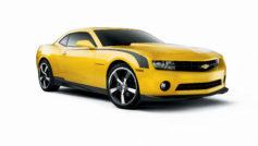 Автомобили, Chevrolet Camaro SS