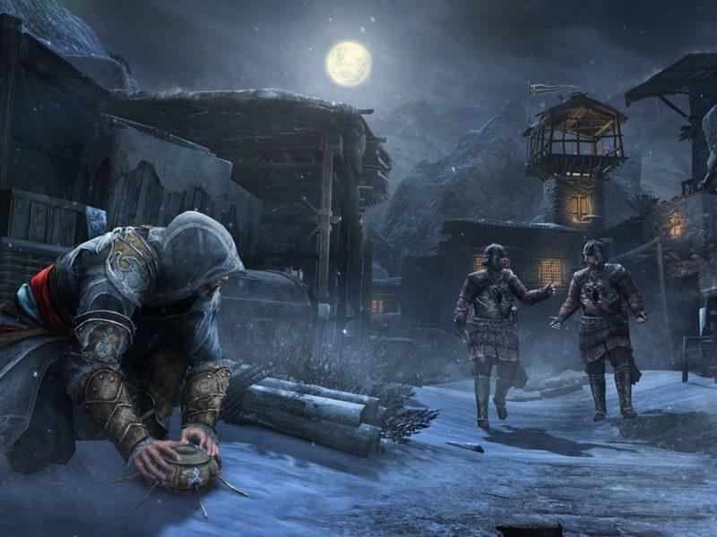 Убийцы, Assassins Creed Revelations, Игры