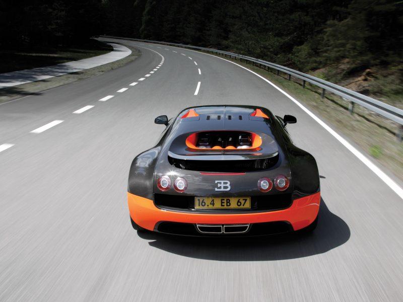 Автомобили, Спортивный, Bugatti Veyron, Bugatti