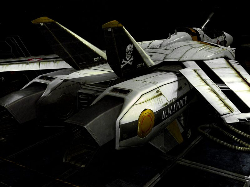 Самолет, Macross, Robotech, Fokker, VF- 1 Valkyrie